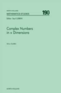 Ebook in inglese Complex Numbers in n Dimensions Olariu, S.