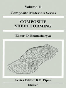 Foto Cover di Composite Sheet Forming, Ebook inglese di D. Bhattacharyya, edito da Elsevier Science