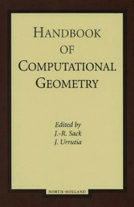 Ebook in inglese Handbook of Computational Geometry -, -