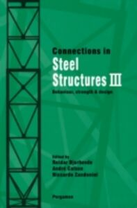 Ebook in inglese Connections in Steel Structures III Bjorhovde, Reidar , Colson, Andre , Zandonini, Riccardo