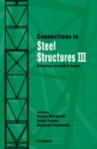 Ebook in inglese Connections in Steel Structures III Bjorhovde, Reidar , Colson, Andre , Zandonini, Riccardo