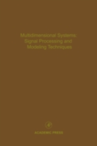 Ebook in inglese Multidimensional Systems: Signal Processing and Modeling Techniques -, -