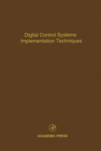 Ebook in inglese Digital Control Systems Implementation Techniques -, -