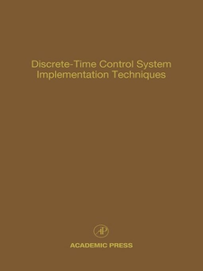 Ebook in inglese Discrete-Time Control System Implementation Techniques -, -