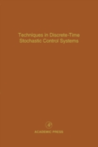 Ebook in inglese Techniques in Discrete-Time Stochastic Control Systems -, -