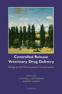 Ebook in inglese Controlled Release Veterinary Drug Delivery -, -