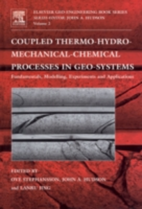 Ebook in inglese Coupled Thermo-Hydro-Mechanical-Chemical Processes in Geo-systems Hudson, John , Jing, Lanru , Stephansson, Ove