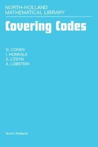 Foto Cover di Covering Codes, Ebook inglese di AA.VV edito da Elsevier Science