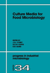 Ebook in inglese Culture Media for Food Microbiology -, -