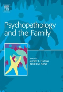 Ebook in inglese Psychopathology and the Family -, -