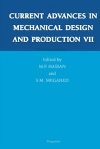 Foto Cover di Current Advances in Mechanical Design and Production VII, Ebook inglese di  edito da Elsevier Science