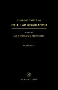 Ebook in inglese Current Topics in Cellular Regulation