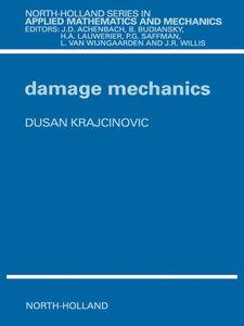 Ebook in inglese Damage Mechanics Krajcinovic, D.
