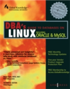 Ebook in inglese DBAs Guide to Databases Under Linux Syngres, yngress
