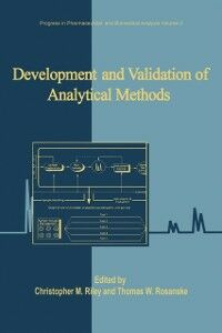 Ebook in inglese Development and Validation of Analytical Methods Riley, Christopher M. , Rosanske, Thomas W.
