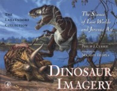 Ebook in inglese Dinosaur Imagery Lanzendorf, John J.