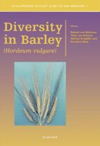 Ebook in inglese Diversity in Barley (Hordeum vulgare)