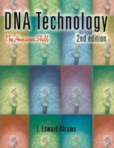 Ebook in inglese DNA Technology Alcamo, I. Edward