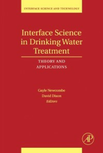 Ebook in inglese Interface Science in Drinking Water Treatment Dixon, David , Newcombe, Gayle