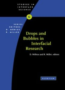 Ebook in inglese Drops and Bubbles in Interfacial Research