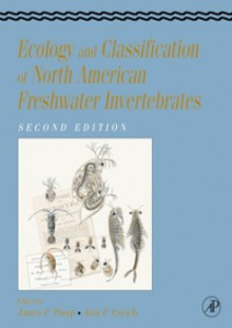 Ebook in inglese Ecology and Classification of North American Freshwater Invertebrates -, -