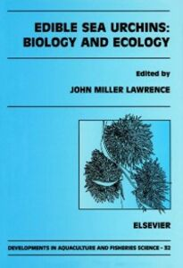 Foto Cover di Edible Sea Urchins: Biology and Ecology, Ebook inglese di  edito da Elsevier Science