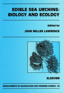 Ebook in inglese Edible Sea Urchins: Biology and Ecology -, -