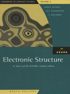 Ebook in inglese Electronic Structure