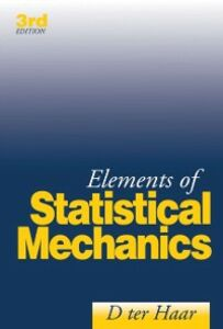 Foto Cover di Elements of Statistical Mechanics, Ebook inglese di D. ter Haar, edito da Elsevier Science