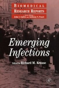 Ebook in inglese Emerging Infections -, -