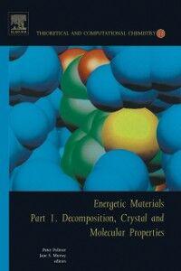 Foto Cover di Energetic Materials, Ebook inglese di  edito da Elsevier Science