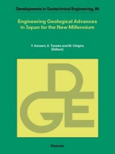 Foto Cover di Engineering Geological Advances in Japan for the New Millennium, Ebook inglese di  edito da Elsevier Science
