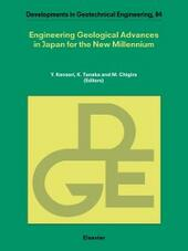 Engineering Geological Advances in Japan for the New Millennium