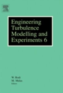 Foto Cover di Engineering Turbulence Modelling and Experiments 6, Ebook inglese di  edito da Elsevier Science