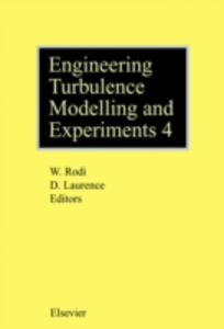 Ebook in inglese Engineering Turbulence Modelling and Experiments - 4 Laurence, D. , Rodi, W.