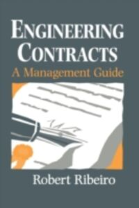 Ebook in inglese Engineering Contracts RIBEIRO, ROBERT