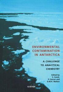 Ebook in inglese Environmental Contamination in Antarctica -, -