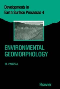 Ebook in inglese Environmental Geomorphology Panizza, M. , Panizza, Mario