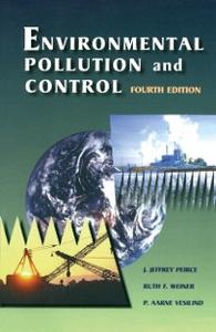 Ebook in inglese Environmental Pollution and Control Peirce, J. Jeffrey , Vesilind, P Aarne , Weiner, Ruth