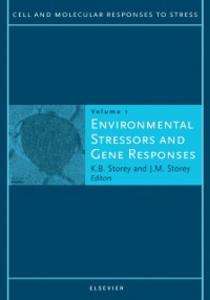 Ebook in inglese Environmental Stressors and Gene Responses -, -