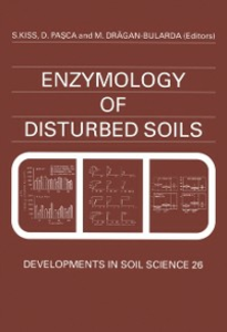 Ebook in inglese Enzymology of Disturbed Soils -, -