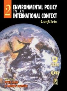 Foto Cover di Environmental Policy in an International Context, Ebook inglese di  edito da Elsevier Science
