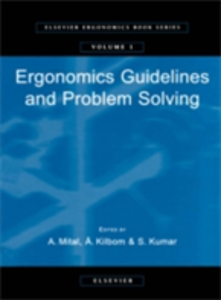 Ebook in inglese Ergonomics Guidelines and Problem Solving -, -