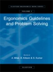 Ergonomics Guidelines and Problem Solving