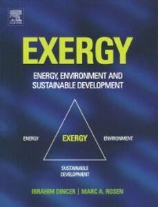 Ebook in inglese EXERGY Dincer, Ibrahim , Rosen, Marc A.