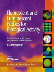 Ebook in inglese Fluorescent and Luminescent Probes for Biological Activity