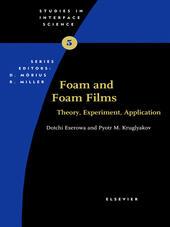 Foam and Foam Films