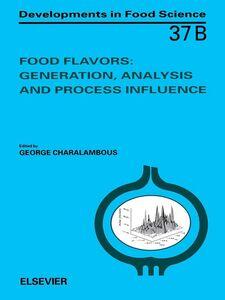 Ebook in inglese Food Flavors