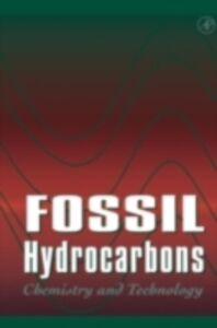 Foto Cover di Fossil Hydrocarbons, Ebook inglese di Norbert Berkowitz, edito da Elsevier Science