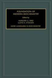 More Landmarks in Biochemistry